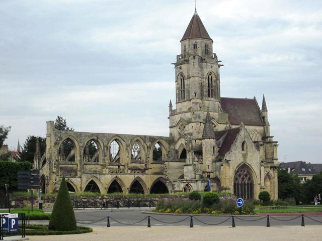 Caen st Etienne le Vieux