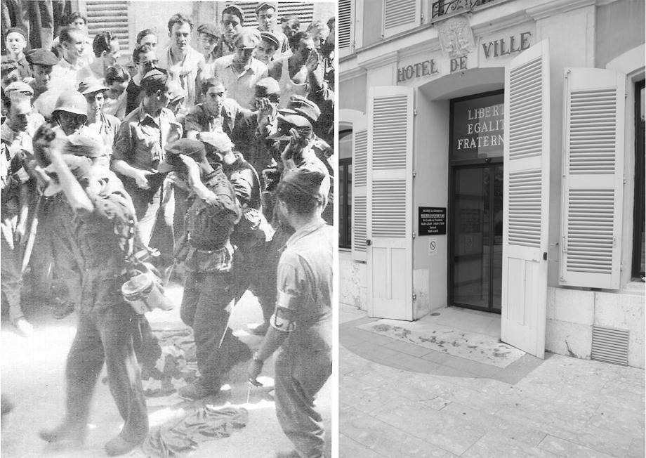 Hotel de Ville Gémenos
