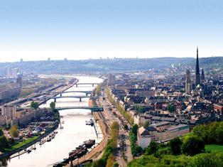 Rouen sky