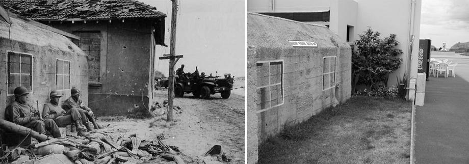 Utah Beach blockhouse