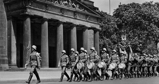 Neue Wache und Wehrmacht