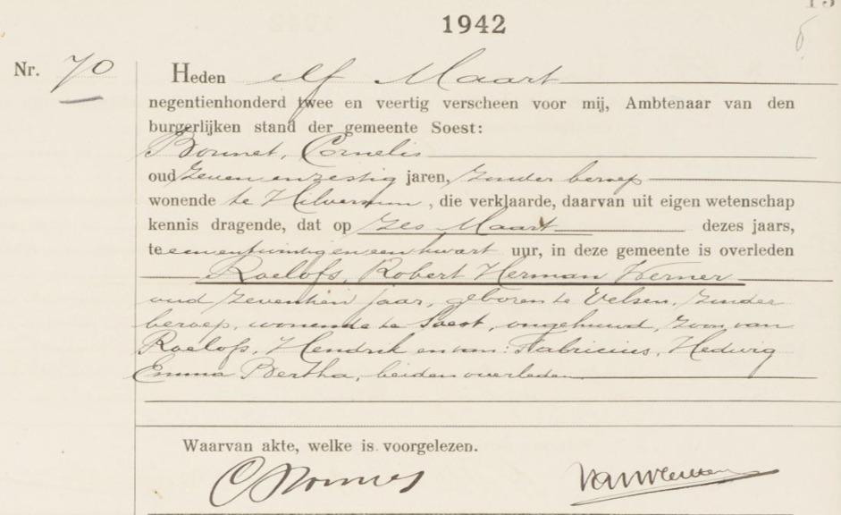 death-certificate_Robert-Herman-Werner-Roelofs