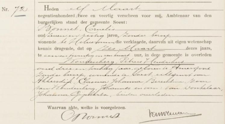 death-certificate_Woudenberg